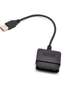 Adaptateur USB PC/ PS1, PS2 Générique (Différents Modèles)