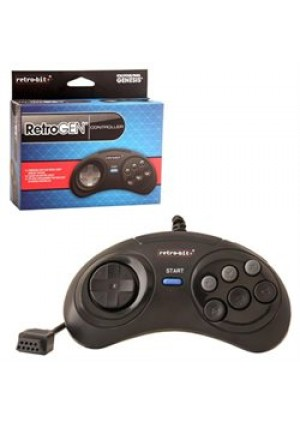 Manette Sega Genesis Générique 6 Boutons (Différents Modèles)