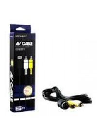 Cable AV Générique / Sega Master, Sega Genesis Modele 1, Neo Geo