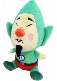 Toutou Legend of Zelda Par Sanei - Tingle 8 Pouces