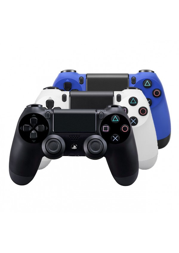 manette originale sony dualshock 4 ps4 playstation 4 diff rentes couleurs. Black Bedroom Furniture Sets. Home Design Ideas