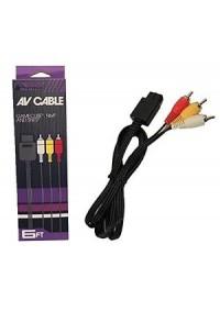 Cable AV Générique / SNES, N64, GameCube