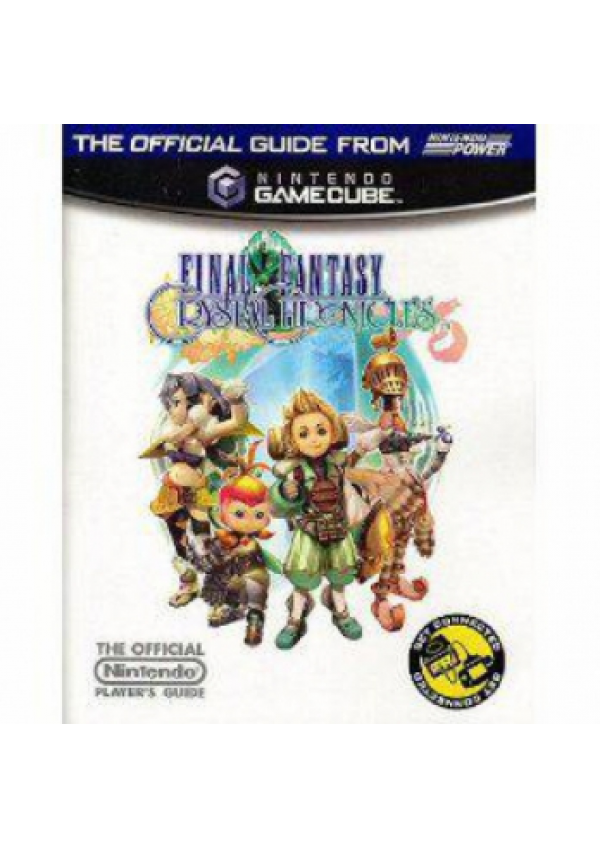 Guide Final Fantasy Crystal Chronicles Par Nintendo Power