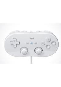 Manette Wii Classique Controller (Classic) Officielle Nintendo Blanche Wii U