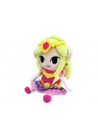 Toutou LoZ Windwaker - Toon Princesse Zelda  21cm