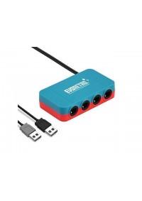 Adaptateur Manette GameCube Wii U Switch Generique (Différents Modèles)
