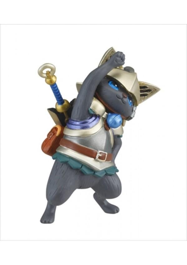 Figurine Monster Hunter Feline Figure Builder