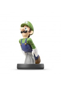 Figurine Amiibo Super Smash Bros - Luigi