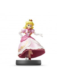 Figurine Amiibo Super Smash Bros - Peach