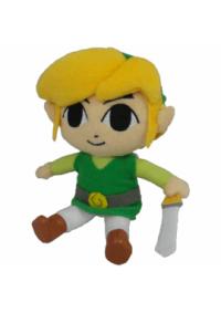Toutou  Zelda Windwaker - Toon Link 8 Pouces