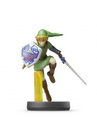 Figurine Amiibo Super Smash Bros - Link