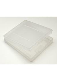 Boite De Plastique Générique Pour Cartouches NES (Différents Modèles)
