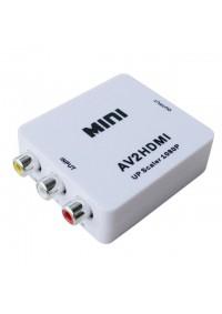 Convertisseur Composite (RCA) Vers HDMI (Av To HDMI) Différents Modèles