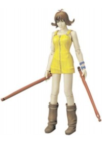 Figurine Final Fantasy Play Arts - Selphie Tilmitt