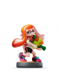 Figurine Amiibo Splatoon - Inkling Girl