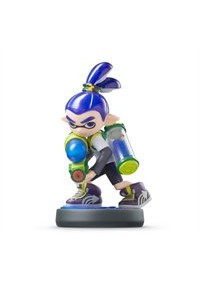 Figurine Amiibo Splatoon - Inkling Boy