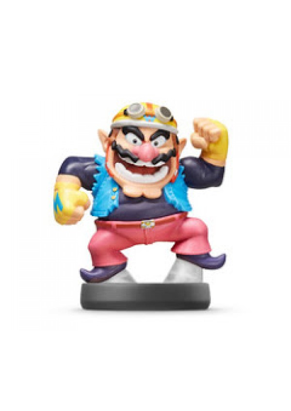 Figurine Amiibo Super Smash Bros. -  Wario