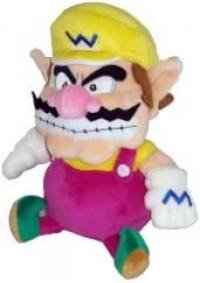 Toutou Super Mario Bros. Par Sanei - Wario 10 pouces