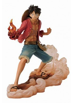 Figurine One Piece DXF  Brotherhood II - Luffy