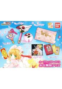 Gashapon Sakura Chasseuse de Cartes Accessoires