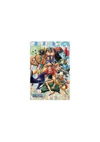 Casse-Tête Vitrail - One Piece - 100 000 vs 10 126 Pieces