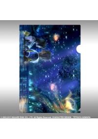 Chemise de Plastique pour documents - Final Fantasy X HD (Tidus et Yuna)