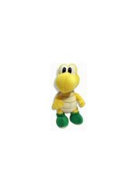 Toutou Super Mario Par Sanei - Koopa Troopa Vert 7 Pouces