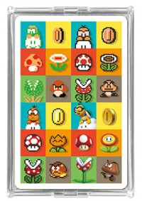 Cartes à Jouer - Mario à Travers les Ages