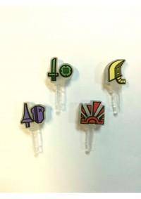 Décoration à Prise Audio Monster Hunter - Icones
