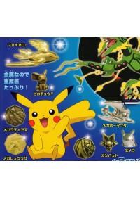 Gashapon Pokemon en Metal (serie XY-5)