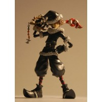 Figurine Play Arts - Kingdom Hearts II - Sora Christmas Town (no.5)