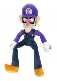 Toutou Super Mario Bros. Par Sanei - Waluigi 12 Pouces