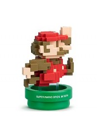 Figurine Amiibo Mario Classic Color (8 bits) - 30th SMB