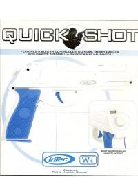 Fusil Quick Shot Pour Nintendo Wii Par Intec