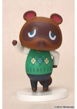 Figurine Animal Crossing - Tom Nook