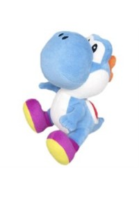 Toutou Yoshi Bleu Foncé 20cm