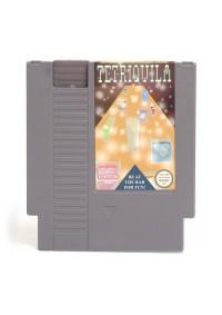 Flasque Style Cartouche NES - Tetriquila