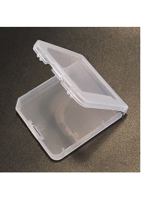 Pochette de Plastique Pour Cartouche DS et 3DS (Différents Modèles)