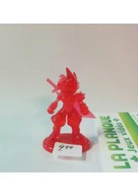 Figurine Final Fantasy VII Coca Cola - Cloud style chibi, version crystal rouge