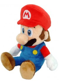 Toutou Super Mario Par Sanei - Mario 25 CM