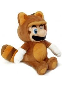 Toutou Super Mario - Mario Tanooki 22cm