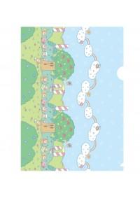 Chemise de Plastique pour documents - Kirby Paysage