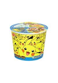 Ramen Pokemon - Saveur De Fruit De Mer (avec nouille Pokémon et autocollant!)