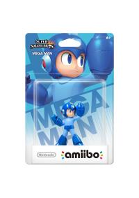 Figurine Amiibo Mega Man