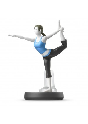 Figurine Amiibo Super Smash Bros - Wii Fit Trainer