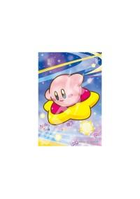 Casse-Tête Vitrail - Kirby sur Warp Star 126 Pièces