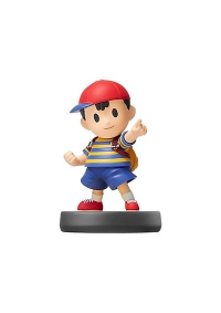 Figurine Amiibo Super Smash Bros - Ness
