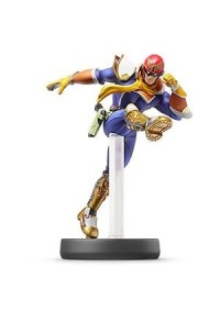 Figurine Amiibo Super Smash Bros - Captain Falcon