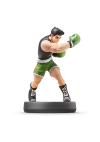 Figurine Amiibo Super Smash Bros - Little Mac