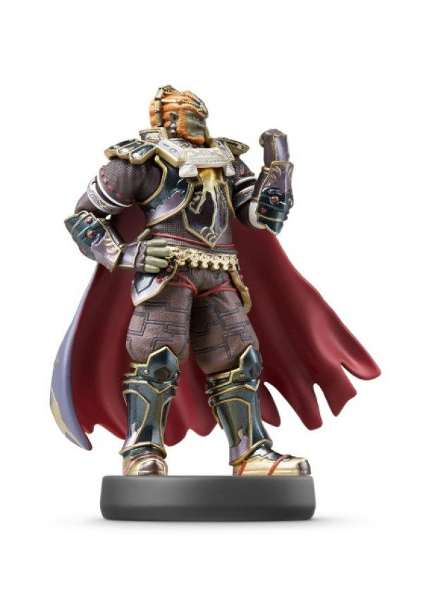 Figurine Amiibo Super Smash Bros.- Ganondorf